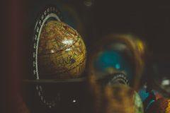 世界を知れる地球儀