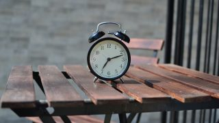 タイムリミットを告げる時計