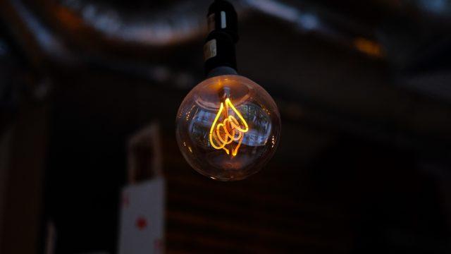 闇を照らす光