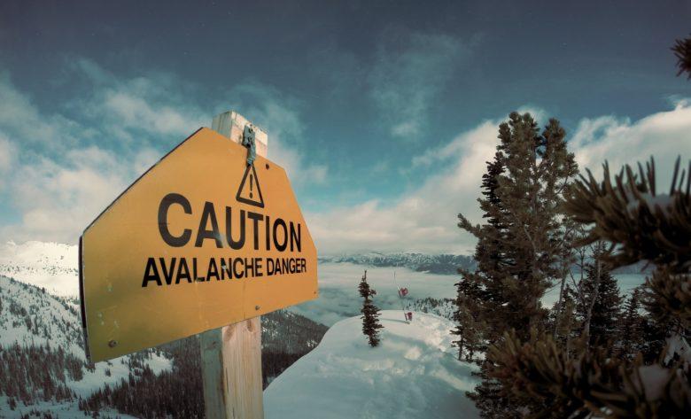 選ぶと危険な道
