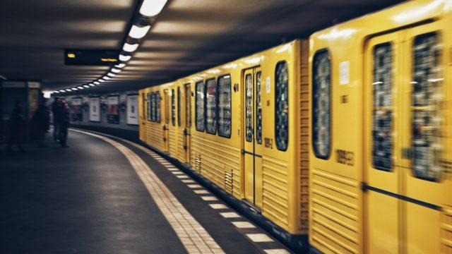 乗り遅れる人が多い電車