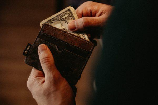 20代で起業した人の財布