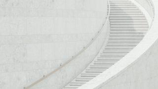 実力がある人が登る階段